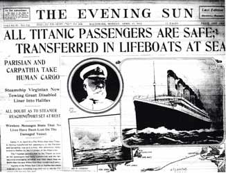 10 facts about the titanic
