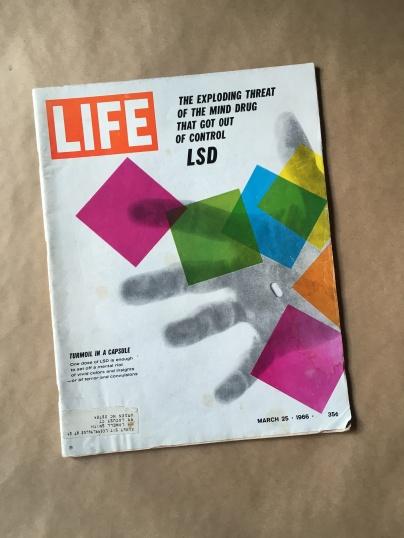 life magazine LSD