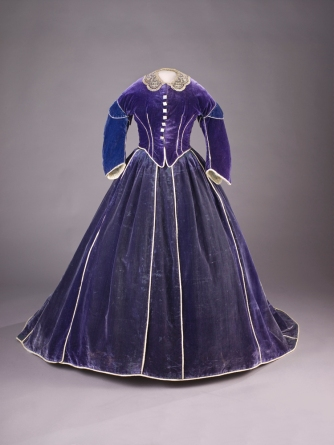 Mary Lincoln dress