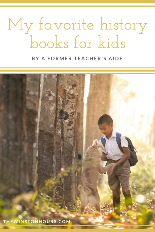 Best History Books for Kids