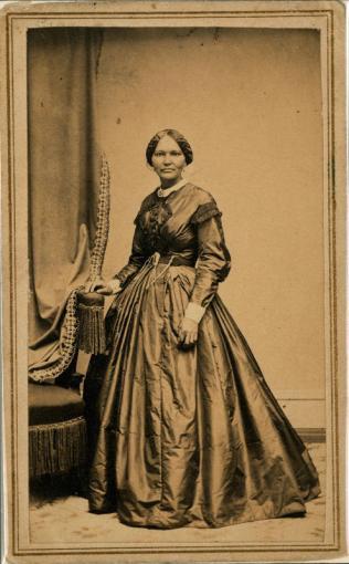 Elizabeth Keckley 1861