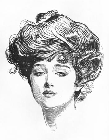 Gibson_Girl_by_Charles_Dana_Gibson