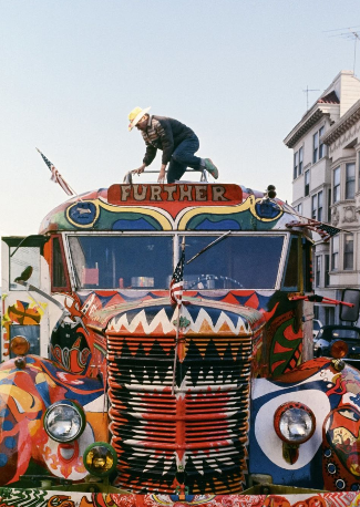Ken Kesey's Magic Bus