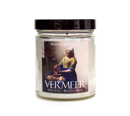 VermeerCandle