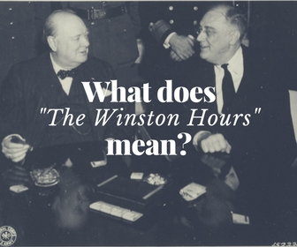 the winston hours