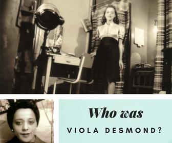 who was viola desmond