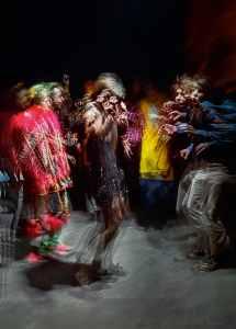 Hollywood Acid Test. Photo via High TImes.