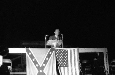 Klansman in Pike County, MS